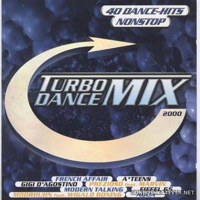 [BMG] Turbo Dance Mix 2000 vol 1 [2000] / 2xCD