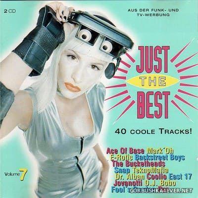 [Polystar] Just The Best vol 7 [1996] / 2xCD