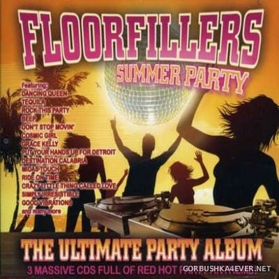 [EMI] Floorfillers Summer Party [2007] / 3xCD