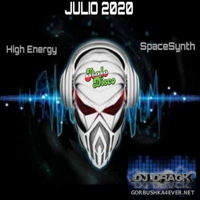 DJ Drack - HiNRG & Italo Julio Mix 2020