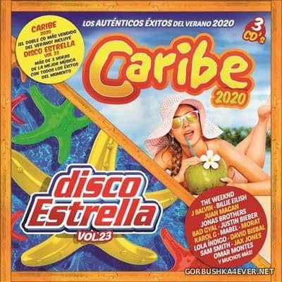 Caribe 2020 + Disco Estrella vol 23 [2020] / 3xCD