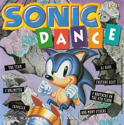 Sonic Dance Power 01 [1994]