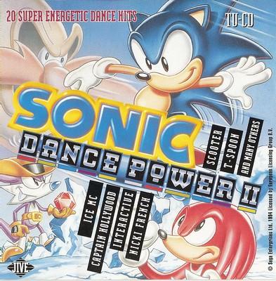 Sonic Dance Power 02 [1995]