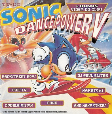 Sonic Dance Power 05 [1996]