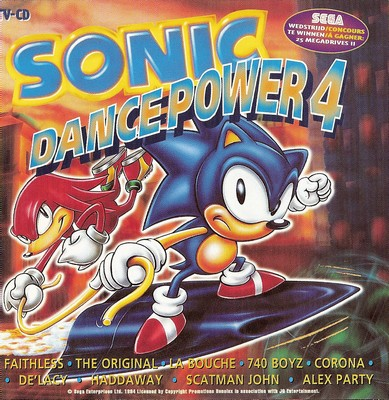 Sonic Dance Power 04 [1995]