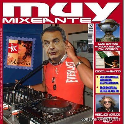 Fran DJ - Muy Mixeante [2009]