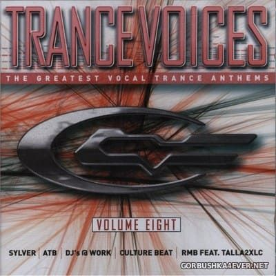 [Polystar] Trance Voices (The Greatest Vocal Trance Anthems) vol 8 [2003] / 2xCD