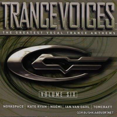 [Polystar] Trance Voices (The Greatest Vocal Trance Anthems) vol 6 [2003] / 2xCD