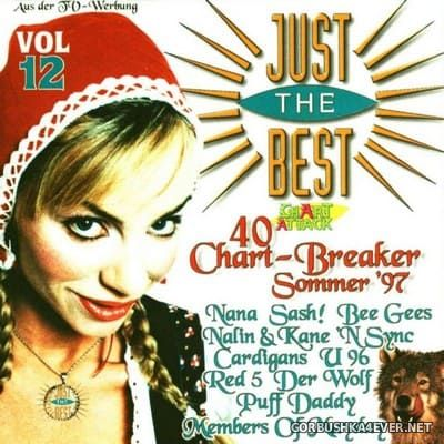 [Polystar] Just The Best vol 12 [1997] / 2xCD