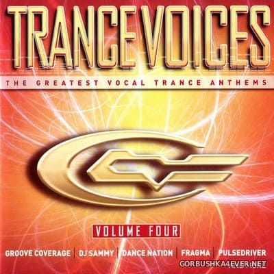[Polystar] Trance Voices (The Greatest Vocal Trance Anthems) vol 4 [2002] / 2xCD