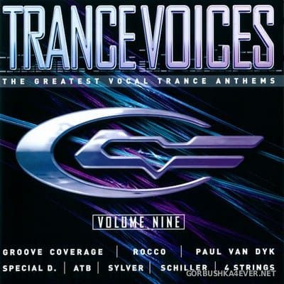 [Polystar] Trance Voices (The Greatest Vocal Trance Anthems) vol 9 [2003] / 2xCD