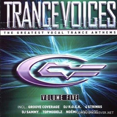 [Polystar] Trance Voices (The Greatest Vocal Trance Anthems) vol 5 [2002] / 2xCD