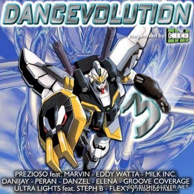 DJ Kike - DancEvolution 3 [2005]