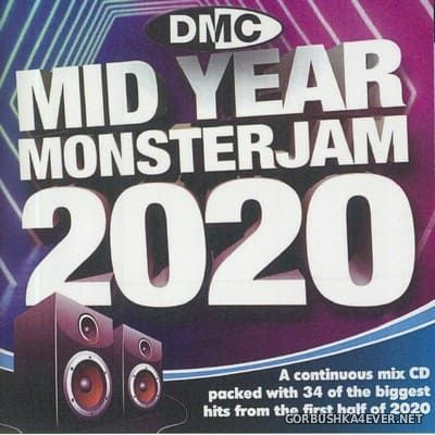 [DMC] Mid Year Monsterjam 2020 [2020] Mixed By Keith Mann