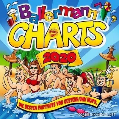Ballermann Charts 2020 - Die besten Partyhits von gestern und heute [2020]