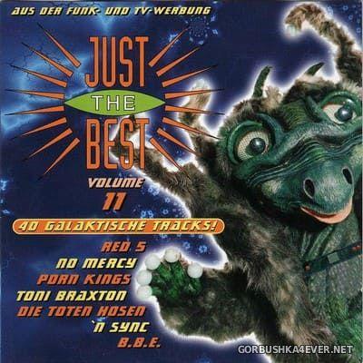 [Polystar] Just The Best vol 11 [1997] / 2xCD