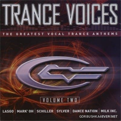 [Polystar] Trance Voices (The Greatest Vocal Trance Anthems) vol 2 [2001] / 2xCD