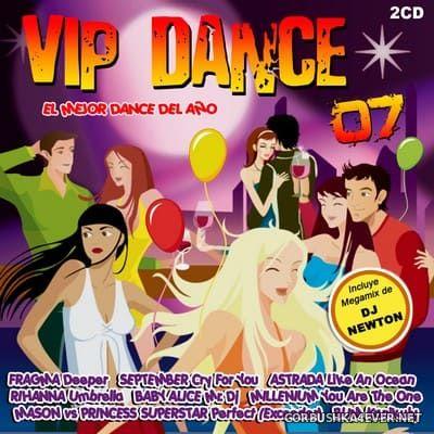 DJ Newton - VIP Dance Megamix '07 [2007]
