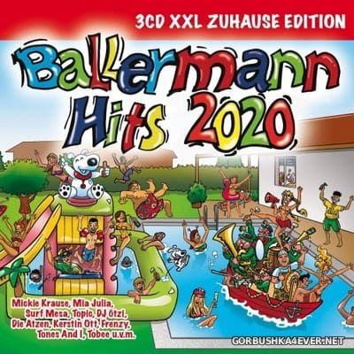 Ballermann Hits 2020 (XXL Zuhause Edition) [2020] / 3xCD