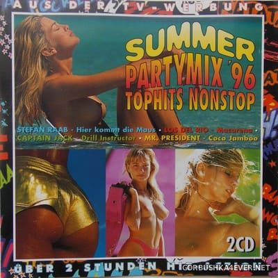 [BMG] Summer Party Mix '96 (Top Hits Nonstop) [1996] / 2xCD