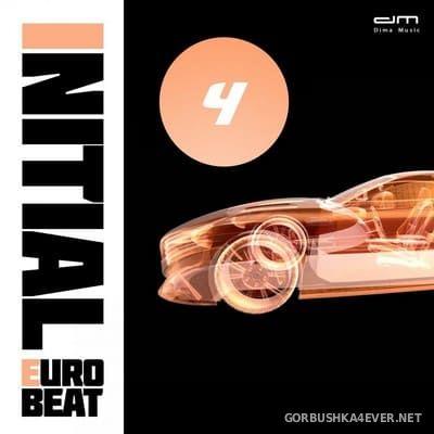 [Dima Music] Initial Eurobeat vol 4 [2020]
