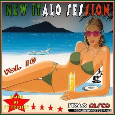 New Italo Session vol 10 [2020] Mixed by CJ Project