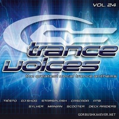 [Polystar] Trance Voices (The Greatest Vocal Trance Anthems) vol 24 [2007] / 2xCD