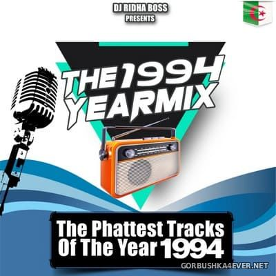 DJ Ridha Boss - The YearMix 1994 [2020]