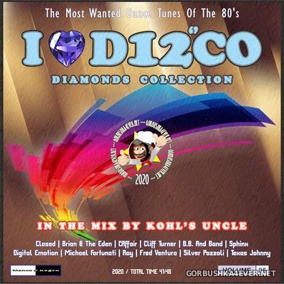 I Love Disco Diamonds Collection In The Mix vol 5 [2020] by Only Mix