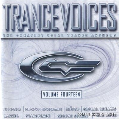 [Polystar] Trance Voices (The Greatest Vocal Trance Anthems) vol 14 [2005] / 2xCD