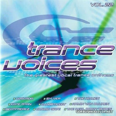 [Polystar] Trance Voices (The Greatest Vocal Trance Anthems) vol 22 [2007] 2xCD