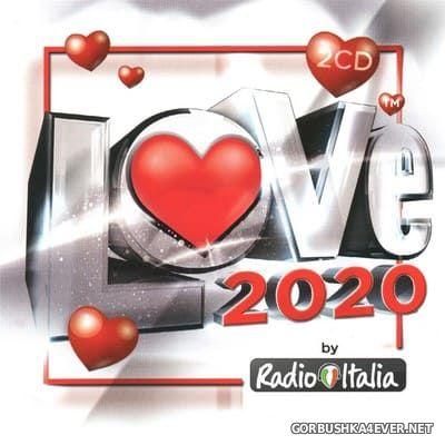 Radio Italia presents Love 2020 [2020] / 2xCD
