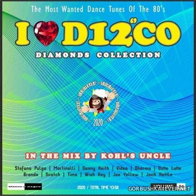 I Love Disco Diamonds Collection In The Mix vol 1 [2020] by Only Mix