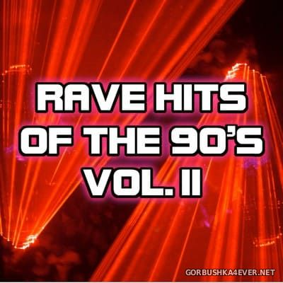 [No Respect Records] Rave Hits of the 90s vol 2 [2013]