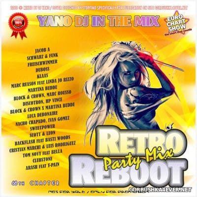 DJ Yano - Retro Reboot Party Mix 68 [2020]