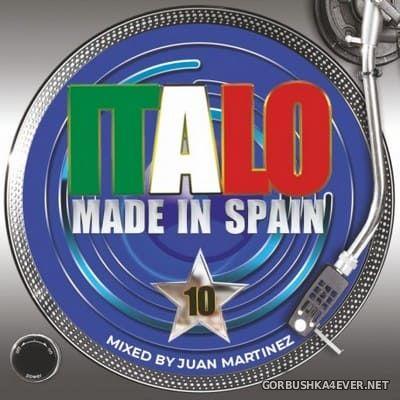 [Maxi Music] Italo Made In Spain vol 10 [2020] / 2xCD