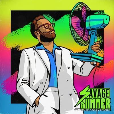 Robots With Rayguns - Savage Summer [2020]