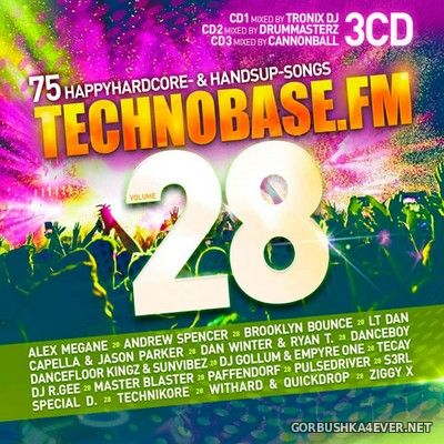 Technobase.FM vol 28 [2020] / 3xCD