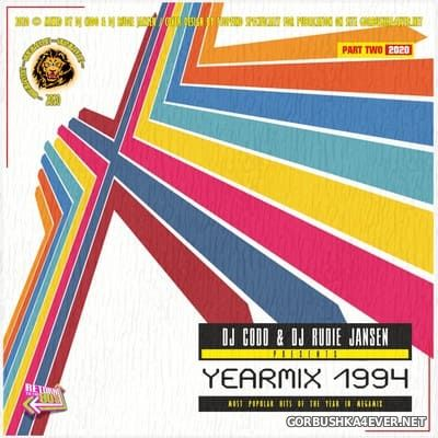 DJ CodO & DJ Rudie Jansen - Yearmix 1994 [2020] Part II