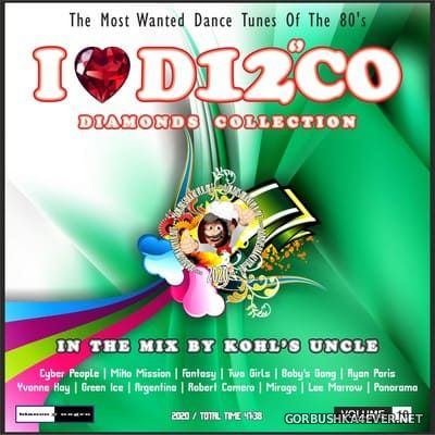 I Love Disco Diamonds Collection In The Mix vol 10 [2020] by Only Mix