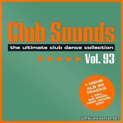 Club Sounds vol 93 [2020] / 3xCD