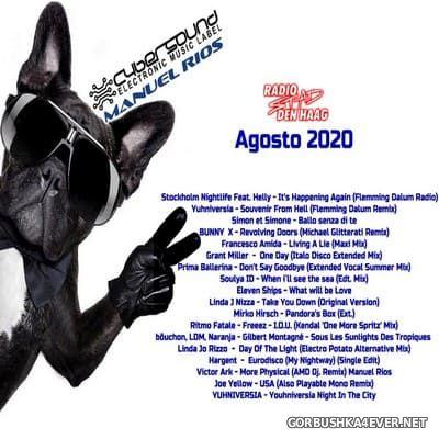 DJ Manuel Rios - Agosto Mix 2020