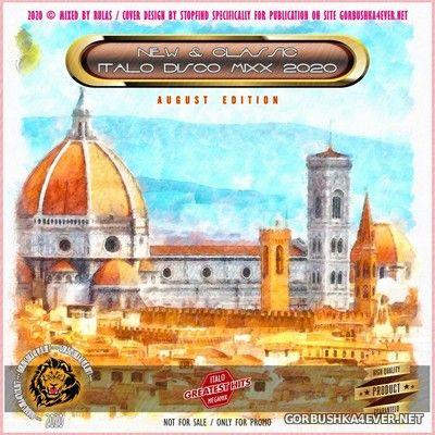 New & Classic Italo Disco MixX (August Edition) [2020]