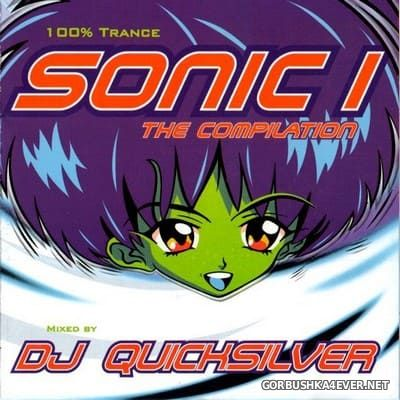 Sonic I - The Compilation [2000] Mixed By DJ Quicksilver