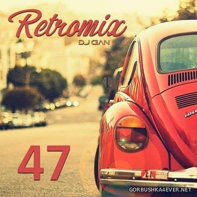 DJ GIAN - RetroMix vol 47 [2020] 80s Spain Pop Ballads