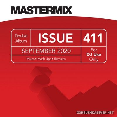 Mastermix Issue 411 [2020] September / 2xCD