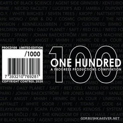 One Hundred - A Progress Productions Compilation [2020] / 3xCD / Limited Edition