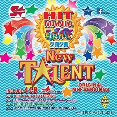 Hit Mania Estate 2020 - New Talent [2020] / 4xCD