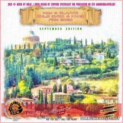 New & Classic ItaloDisco & HiNRG Mixx (September Edition) [2020]