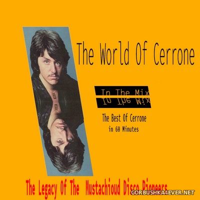 Marc Hartman - The World Of Cerrone In The Mix [2020]